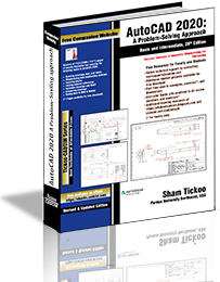 AutoCAD 2020: A Problem-Solving Approach, Basic and Intermediate