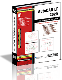 AutoCAD LT 2020 for Designers