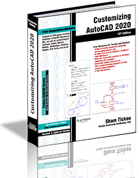 Customizing AutoCAD 2020