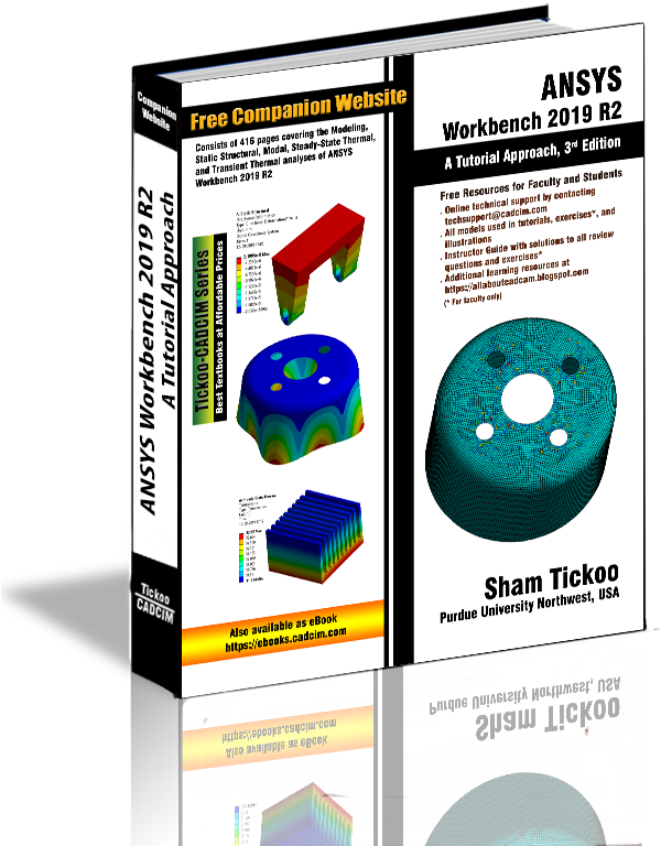 ANSYS Workbench 2019 R2 book