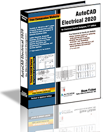 AutoCAD Electrical 2020 for Electrical Control Designers
