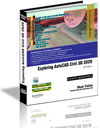 Exploring AutoCAD Civil 3D 2020