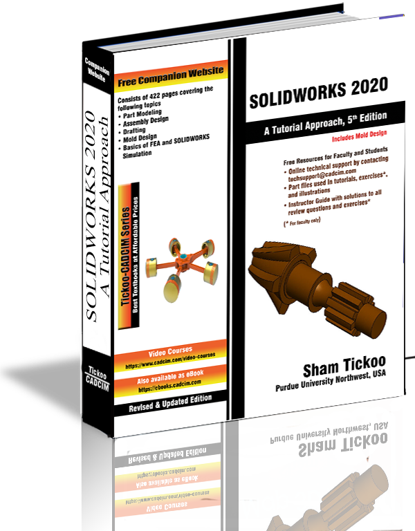 SOLIDWORKS 2020 Tutorial book