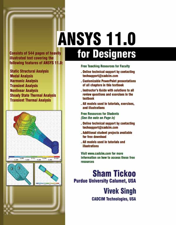 ANSYS 11.0 for Designers