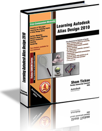 Learning Autodesk Alias Design 2010
