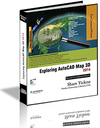 Exploring AutoCAD Map 3D 2014