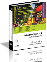 Autodesk Softimage 2013: A Tutorial Approach