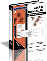 AutoCAD Electrical 2014 for Electrical Control Designers