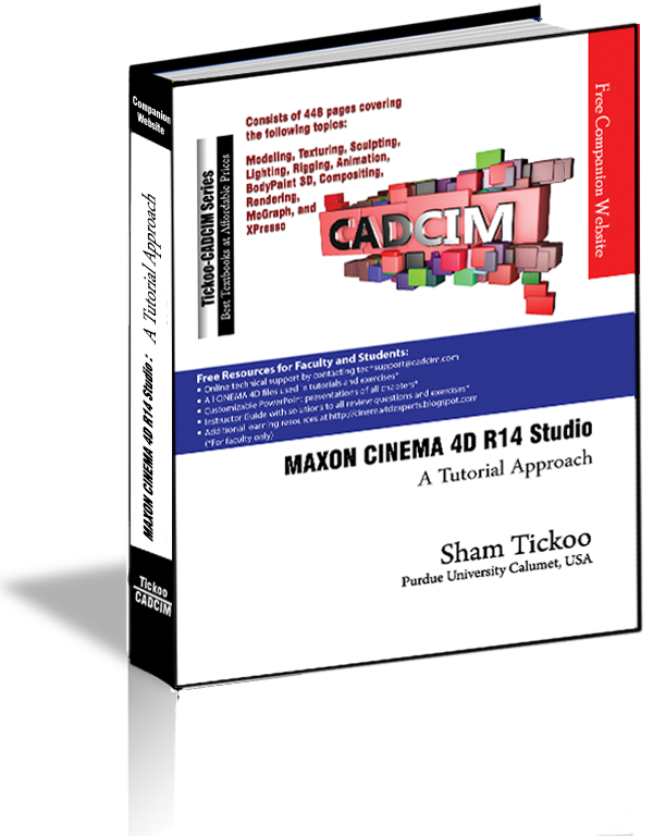 CINEMA 4D R14 Book