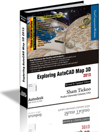 Exploring AutoCAD Map 3D 2013