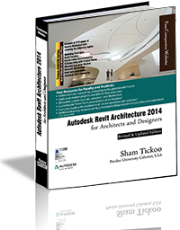 Autodesk Revit Architecture 2014 for Architects and Designers