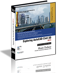 Exploring AutoCAD Civil 3D 2014