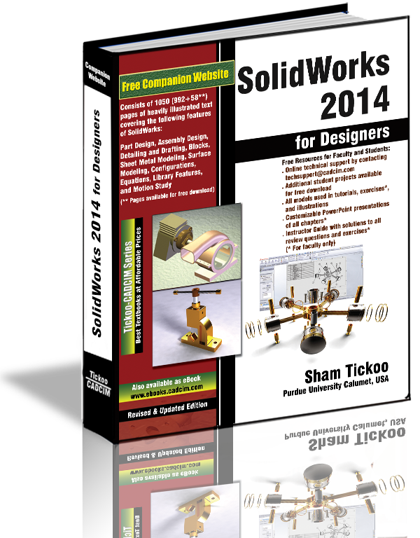 SolidWorks 2014 Book