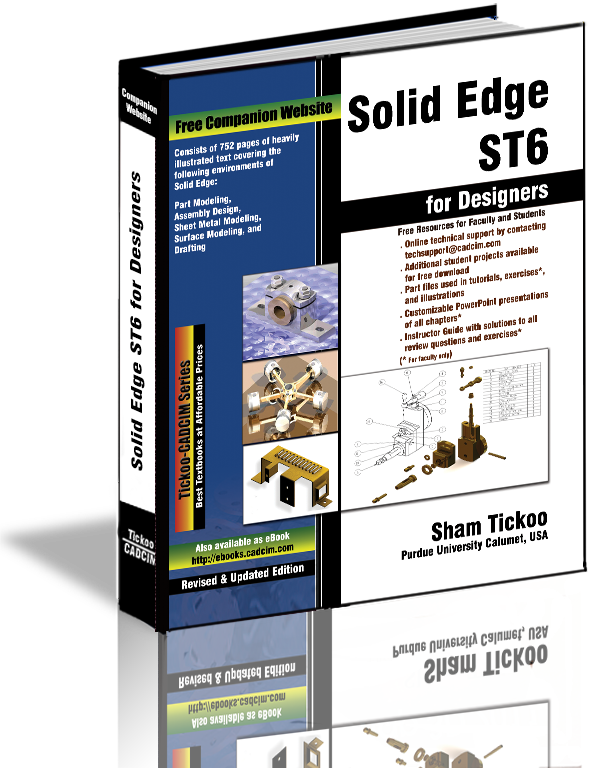 Solid Edge ST6 Book