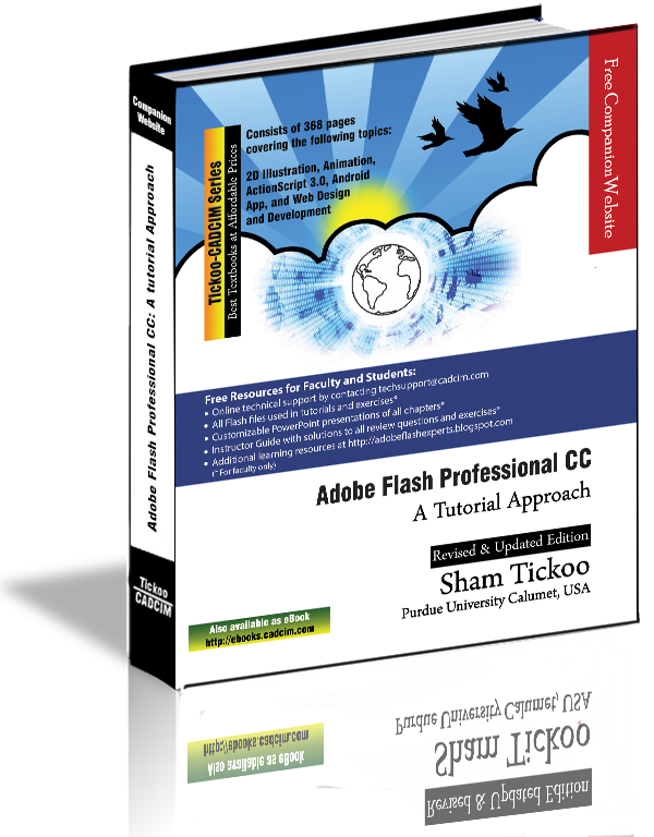 Flash CC Book