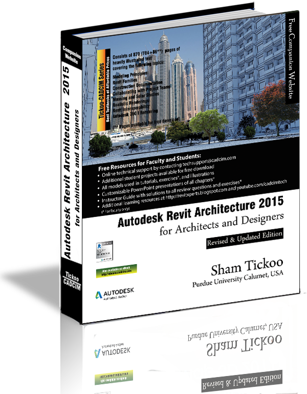 Revit Architecture 2015 Book