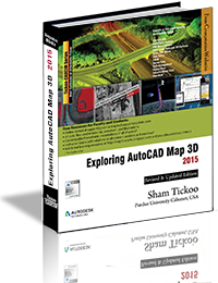 Exploring AutoCAD Map 3D 2015
