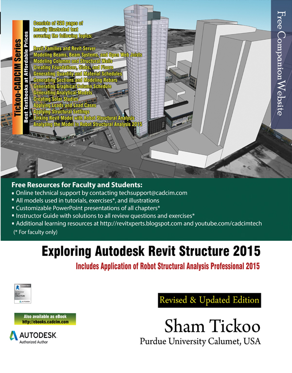 Revit Structure 2015 Book