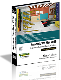 3ds Max 2016 book