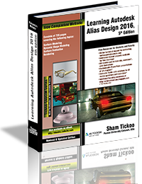 Learning Autodesk Alias Design 2016