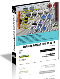 Exploring AutoCAD Civil 3D 2016