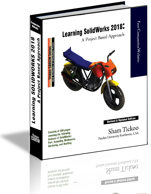 SOLIDWORKS 2018 Project Based Approach Textbook