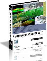 Exploring AutoCAD Map 3D 2017