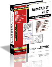 AutoCAD LT 2017 for Designers