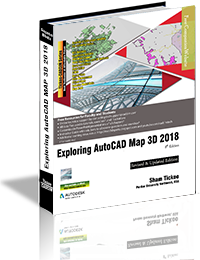 Exploring AutoCAD Map 3D 2018