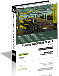 Exploring AutoCAD Civil 3D 2018