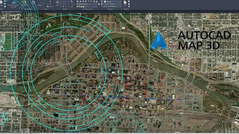 Exploring AutoCAD Map 3D for GIS Engineers and Surveyors