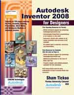 Autodesk Inventor 2008 for Designers