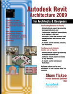 Autodesk Revit Architecture 2009  for  Architects & Designers